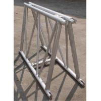 Portable Safety Outdoor Event  / Concert Lighting Truss , Practical Install Folding Truss Manufactures