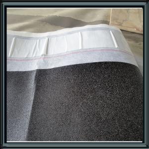 China Roof underlay waterproof polypropylene fiber non-woven fabric on sale