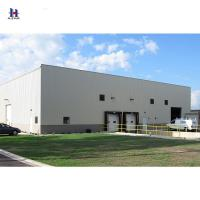 Buy cheap high light of steel structure construction warehouse building material from wholesalers