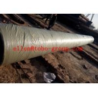 TOBO STEEL Group Cold Drawing Stainless Steel Round Pipe ASTM A312 UNS S31254 254MO Manufactures