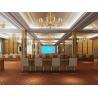 Sound Proof Folding Internal Doors For Meeting Room , Interior Door for sale