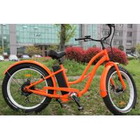 8 - 10h charging time women's specific mountain bikes , 36v 10ah ladies touring bike / girl Electric Bike Manufactures