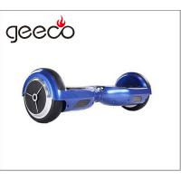 China 2016 christmas gift mini 2 wheel self balancing electric scooter smart standing scooter on sale
