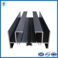 China Clear anodize extruded aluminum profiles for pop-up exhibition stand on sale