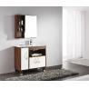 Buy cheap Solid Wood Bathroom Cabinet / Furniture / Vanity (MJ-042) from wholesalers