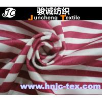 100% polyester plaid cotton imitation velvet fabric/Grid printed imitate cotton velveteen Manufactures