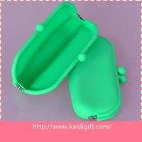 China Fashionable Colorful Silicone Purse Customized For Promotion Gift on sale