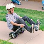 Adjustable Seat Hoverboard Hoverkart Two Wheels Self Balance Hoverboard Go Kart Manufactures