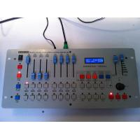 China Dj Equipment Mini 240ch Dmx Lighting Controller For Disco Stage Lighting on sale