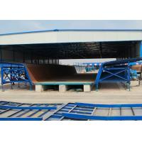 China Steel Precast Segmental Box Girder Mould Stable Structure High Loading Capacity on sale