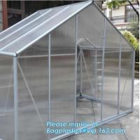 China Net Garden Tomato Planting Greenhouse Outdoor Balcony Green House,Horticultural 200 Micron 3 Layer Plastic Film Green Ho on sale