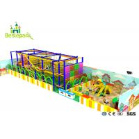 Commercial Indoor Playground Equipment With CE TUV PICC Certificates Manufactures
