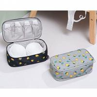 Small Packing Organizer Underwear Storage Bag Polyester / Nylon Material for sale