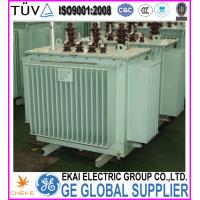 S9 250KVA Electrical Power Distribution Oil Transformer