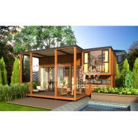Beautiful Design Prefab Loft Homes For Hotel Real Estate Wood Appearance Manufactures