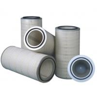 China Pleated cartridge air filter on sale