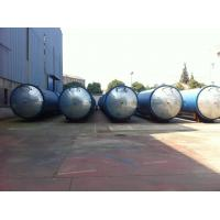 Glass industry Wood Preservative Treatment , saturated steam Autoclave Manufactures
