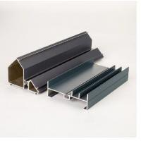 Short Silver Anodize Aluminum Alloy Extruded Profiles Of LED Fluorescent Tube For Sunlight Lamp Manufactures