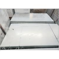 Mild Steel ASTM A36 Hot Rolled Galvanized Steel Sheet for Cutting / Bending Manufactures