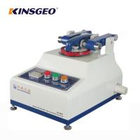 Rubber And Leather Testing Machine , Electronic Taber Abrasion Resistance Tester for sale