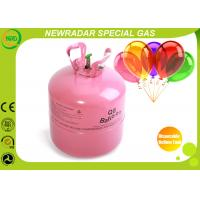 CE Certificate Disposable Helium Tank / Helium Balloon Tank Customized Manufactures