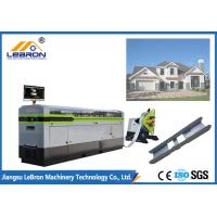 5000mm Length Light Gauge Steel Framing Machines 300-700m/h Production Capacity Manufactures