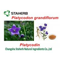 Platycodon Grandiflorum Green Plants Extracts , Extracting Chemicals From Plants Manufactures