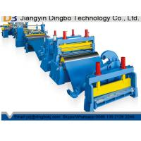 China DBSL-3x1300 Steel Sheet Steel Slitting line With High Speed and Precision on sale