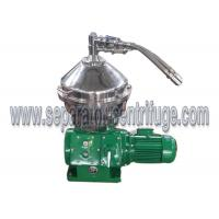 Fish Meal / Fish Oil Separation Centrifugal Coalescing Oil Water Separator Manufactures