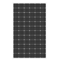 340 Watt Mono Black Solar Panels With UV Resistant Silicone , Long Lifespan Manufactures
