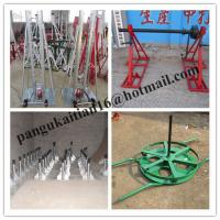 Cable drum trestles, made of cast iron,Jack towers,Cable Drum Lifting Jacks Manufactures