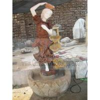 Marble Statue Water Fountain Manufactures