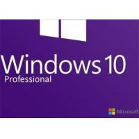 Valid Windows 10 Pro Product Key 64 Bit , Windows System Builder 100% Unused Manufactures