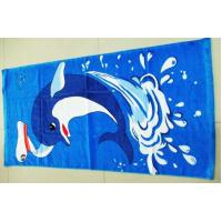 Buy cheap compressed beach towel, printed beach towels/promotional beach towels from wholesalers
