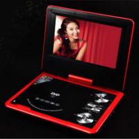 Cheap Super 9 inch Portable DVD Players with TV Tuner for Kids and Home Use