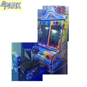 New design Happy car racing simulator game machine for children