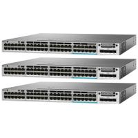 Full PoE Gigabit Ethernet Switch 48 Port Catalyst 3850 WS-C3850-48F-E Manufactures
