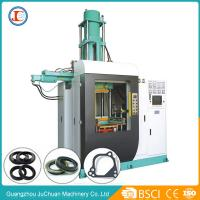 600 Ton Clamp Force Silicone Rubber Injection Molding Machine For FPM Products / Industrial Parts Manufactures