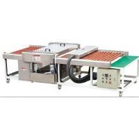 metal horizontal classic glass cleaning machine Manufactures