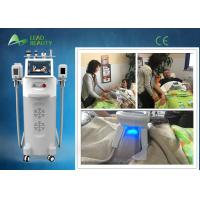 China Slim master fat freeze cryolipolysis vacuum fitness machine on sale on sale