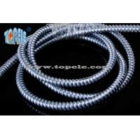 """1/2"""" - 4"""" Galvanized Steel Flexible Conduit Electrical/the reinforced type of electrical protection flexible conduit. Manufactures"""