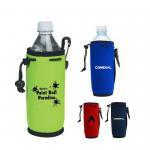 Silk Printing Beer Bottle Cooler Bag Glove Stubby Holder For General Insulation Manufactures