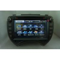 NISSAN March Car Touch Screen Bluetooth DVD Player with Radio IPOD  / Video / Audio Playe  Manufactures