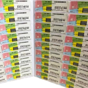 China 100% Original 64 bit Microsoft Windows 10 Pro OEM Key Sticker on sale