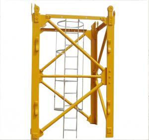 China Potain tower crane parts mast section on sale