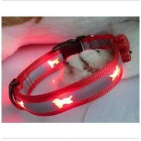 LED Flashing Pet Collars Manufactures