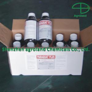 Diquat Dibromide Non - Selective Herbicide Paraquat 20%SL Manufactures