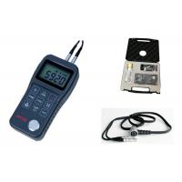 China Portable Ultrasonic Thickness Gauge , Ultrasonic Thickness Testing Equipment on sale