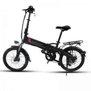 "Quality WWW.YOLCART.COM Samebike JG7186 20"" Aluminum Frame 250W Foldable E-bicycle for sale"