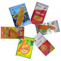 Biodegradable Moisture Seed Packaging Bags Fit For High Speed Automatic Packing Manufactures